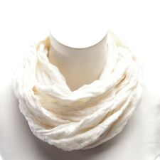 Burberry Bufanda Blanco Mujer Accesorio Foulard Écharpe Pañuelo de Cuello