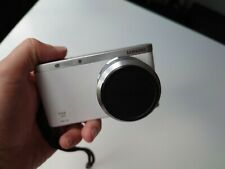 Samsung NX Mini With 17mm Lens and flash
