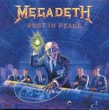 CD musicali thrash e speed megadeth