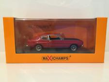 Minichamps 940085801 FORD CAPRI RS 1969 rojo - maxichamps NUEVO 1:43
