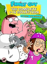 Family Guy - Season 1-16 Dvd Box Set New/Sealed
