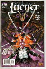 DC Vertigo Comics Lucifer #12 May 2001 NM