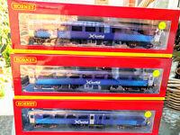 Hornby Scotrail Mk2F coaches BNIB X 3 refs 4692,4693 and R4693A BNIB