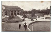 The Casino, Rock Springs Amusement Park, Chester, WV Postcard *6V(4)31