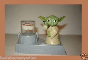 Star Wars Clone Wars 2011 Yoda Levitator #3
