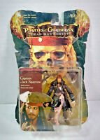 Captain Jack Sparrow Action Figure Disney Pirates of the Caribbean Zizzle 2006