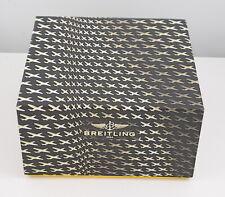 Breitling Bakelite Exhibition Box Perfect unused Condition