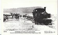 Surrey Postcard- Croydon, Costam's Industrial Railway,Croham Valley Heights 7216