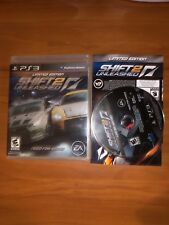 Shift 2 Unleashed (Sony PlayStation 3, 2011)