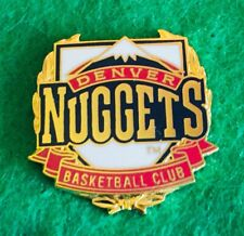1994 Denver Nuggets Peter David Pin Vintage Sports Memorabilia