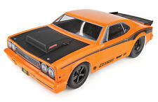 ASC70025C  Orange DR10 RTR Brushless Drag Race Car Combo w/ Battery & Charger