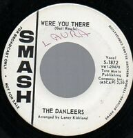 Danleers Were You There b/w If Smash Promo 45 Northern Soul Doo Wop