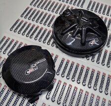 APRILIA RSV4 R/RF Tuono V4R/V4 2009-2019 Carbon Fiber Engine Covers (set 2-pcs)