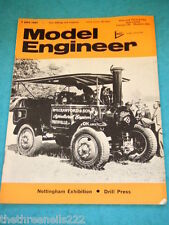 MODEL ENGINEER - DRILL PRESS - JUNE 2 1967 VOL 133 # 3322