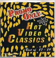 Promo only video classics: Best of 1987-1989 vol.1 DVD Information Society UB40