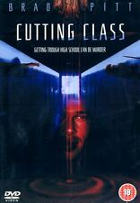 Cutting Class - Brad Pitt (DVD 2004) New/Sealed