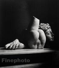 1989 ~ Classical Statuary SCULPTURE MALE NUDE Photo Gravure Art New York ~ HORST