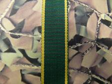 Medal Ribbon Miniature - Territorial Efficiency 1921