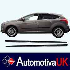 Ford Focus 5D Mk3 Rubbing Strips   Door Protectors   Side Protection Mouldings