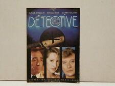 CPA Carte postale JOHNNY HALLYDAY film Detective