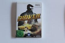 Nintendo Wii Wii U Spiel Driver San Francisco