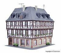 Kibri 38904 Fachwerk-Eckhaus Miltenberg in H0 Bausatz Fabrikneu