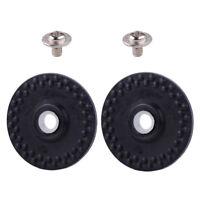 2pcs Rubber Wheels for Singer/Silver Reed/Studio Knitting Machine SK210 SK260