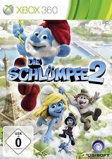 Microsoft Xbox 360 Spiel - Die Schlümpfe 2 (DEUTSCH) (mit OVP)