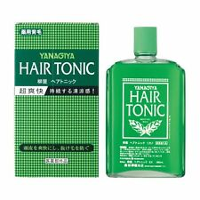 Japanese Men's Hair Tonic YANAGIYA 360ml, 12.17oz fl