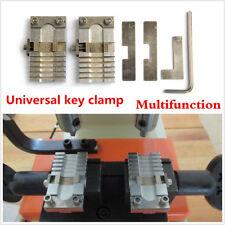 New Set Key Clamp Cutting Machine Part For Car Machine Hard Key Locksmith Tool