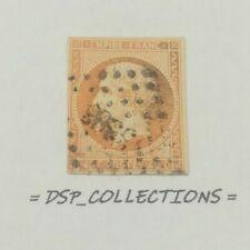 TIMBRE NAPOLÉON - Ob. PC 3383 - 40 CENT ORANGE N°16 - SEPTEUIL - n°24