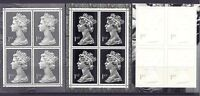 4 x GB 1999 Large Machin Stamps to 1st~3 Values ~SG 2077-79~Unmounted Mint~UK