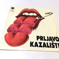 'Prljavo Kazalište' Superb Self-Titled 1979 Vinyl LP Yugoslavia VG Rare in UK!