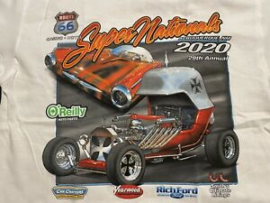 2020 SuperNationals Event T Shirt Red Baron!
