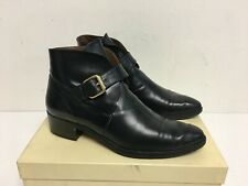 Cole Haan Size 7AA Womens Ankle Boots Devra Black Leather