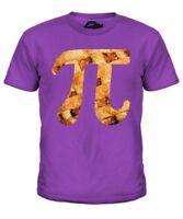 A Pi Hecho de Pastel Infantil Camiseta Top Regalo Matemáticas Ciencia