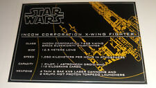 Star Wars Sticker for Lego® 7191 X-WIng precut Replacement