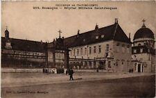 CPA  Besancon - Hopital Militaire Saint-Jacques  (486887)