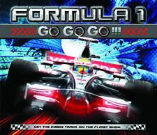 Formula 1: Go Go Go by Bruce Jones (Hardback, 2009)