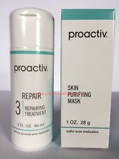 Proactiv Repairing Treatment 2 oz Proactive Lotion + FREE Proactiv Mask 1 oz NEW