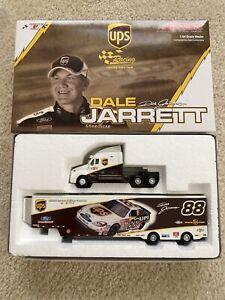 Dale Jarrett Action UPS 1/64 Hauler