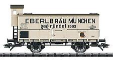 Trix H0 24814 Bierwagen Eberlbräu München Club-Wagen 2014 Neu