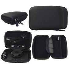 Professional Black Hard Carry Case For TomTom Go 6200 620 6250 Via & Start 62 Go