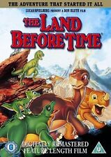 THE LAND BEFORE TIME (The Adventure that started it all) DVD (1 Disc) Region 2**