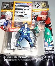 "DANIEL SEDIN Vancouver Canucks 2.5"" Series 2 NHL Imports Dragon Figure Toy LOOSE"