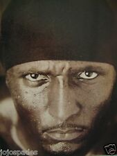 """2002 Ray Lewis PICTURE-8.5 x 10.5""""-1 Page Original Magazine Picture-"""