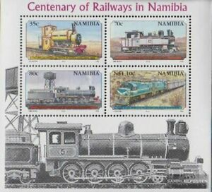 Namibia - Southwest Block21I (complete issue) unmounted mint / never hinged 1995