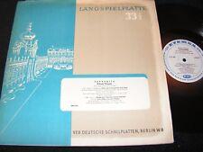Richard Wagner Lohengrin/DDR LP 1955 eterna LPM 1027 (820008)
