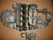 M 01 02 03 04 05 06 2002 HONDA CBR 600 F4 F4i OEM COMPLETE ENGINE CASES + BOLTS