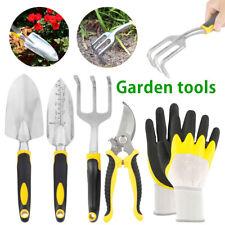 Gartengeräte Gartenwerkzeug Set Gartenset Pflanzen Unkrautmesser Schaufel Neu